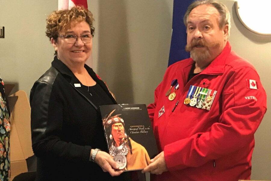 Métis Nation of Ontario Veterans AGA