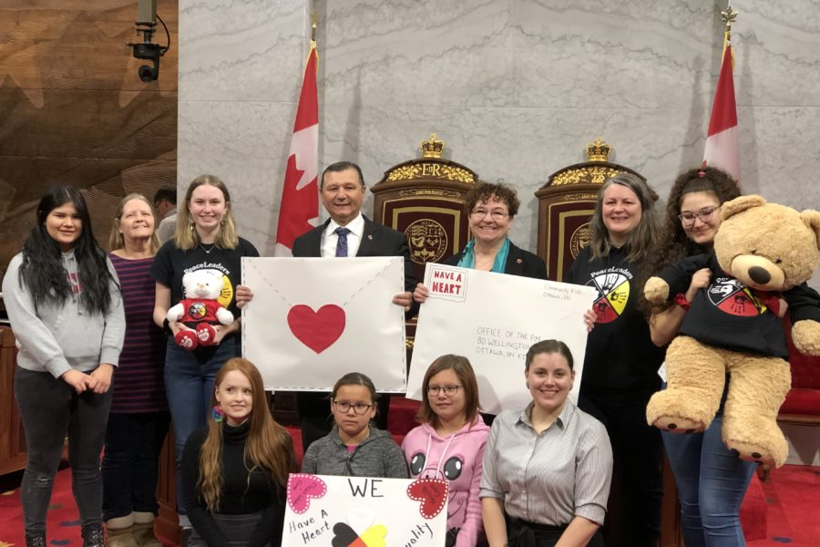 Have A Heart Day in the Senate of Canada