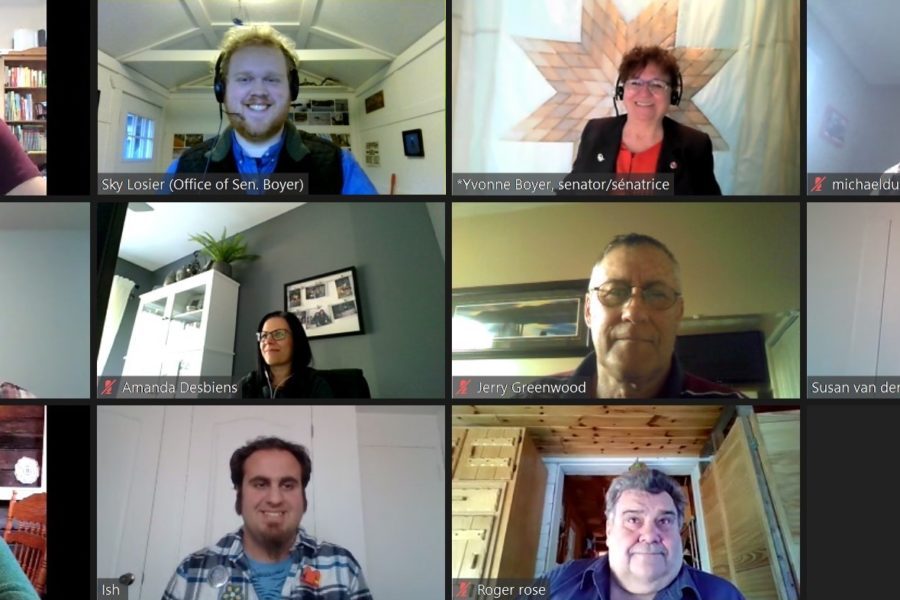 Metis Community Meeting: North Bay Metis Council