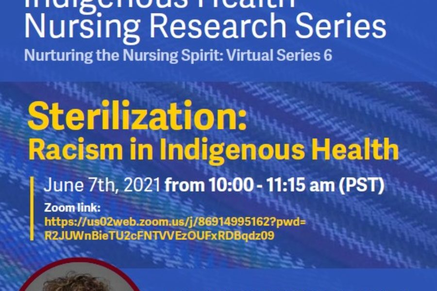Indigenous Heath Nursing Research Series