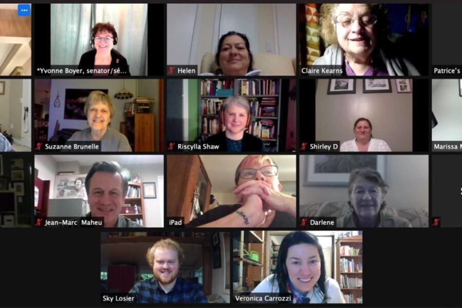 Metis Community Meeting: Oshawa, Durham, Toronto, and York regions